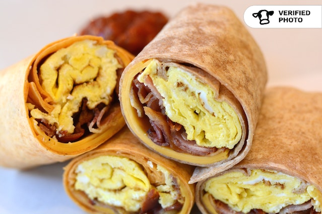 Breakfast Burritos (served Family-style)