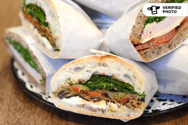 Gourmet Sandwiches + Specialty Salads