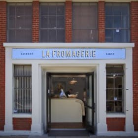 La Fromagerie cheese shop