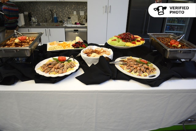 Ultimate Hors D'oeuvres Package