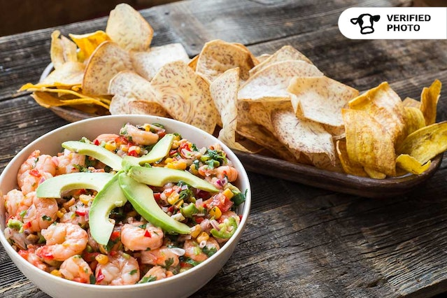 It's a Ceviche Party!