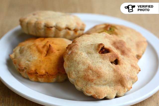 Handheld Savory Breakfast Pies