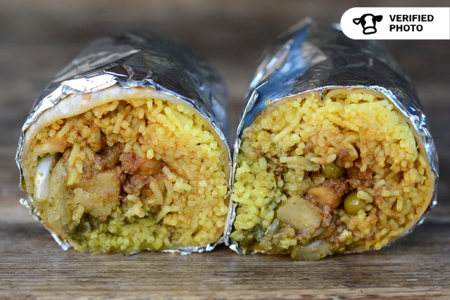 Indian Burritos (Individually Packaged)