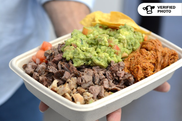Make Your Own Burrito Bowl