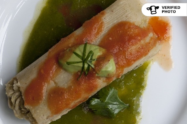 Alicia's Famous Tamales