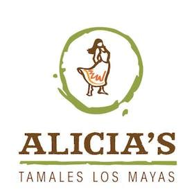 Alicia Tamales Los Mayas