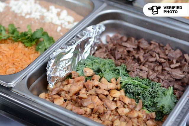 DIY Taco Bar Full Meal