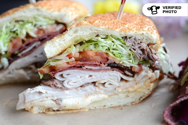 Ike's Famous Sandwiches