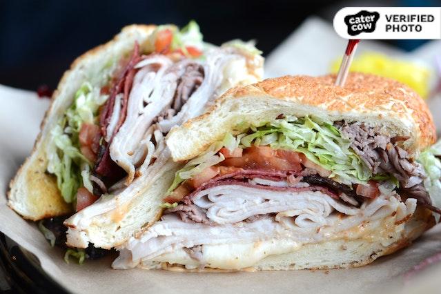 Do-It-Yourself Sandwich Bar + Side