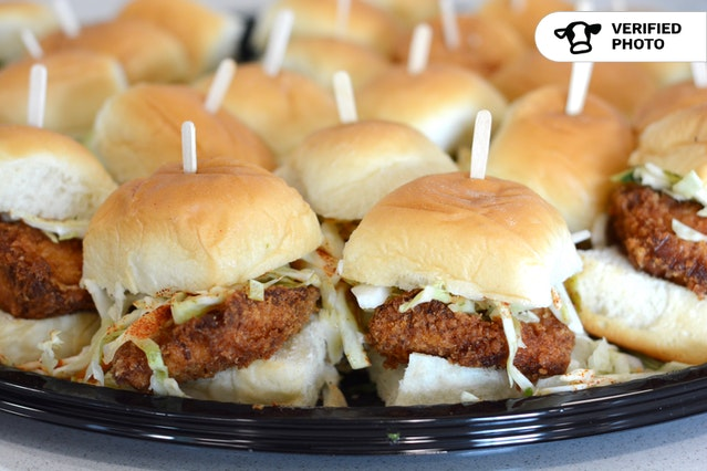 Slider Shack's Sliders