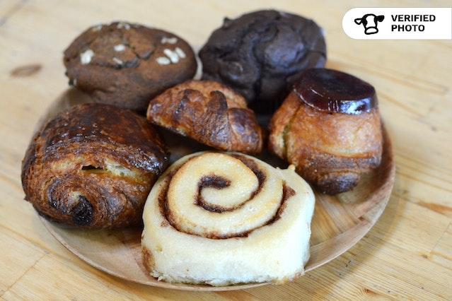 The Best Sweet Pastry Bar