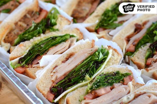 Bakery Fresh Sandwich & Salad Combo