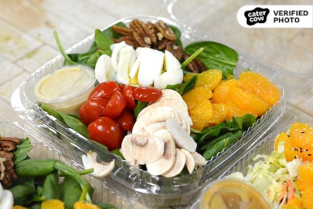 Fresh Boxed Salad