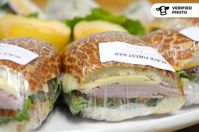 Signature Sandwich Buffet