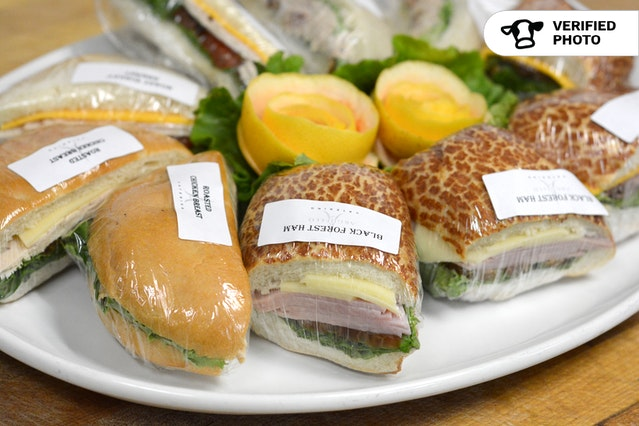 Signature Sandwich Buffet