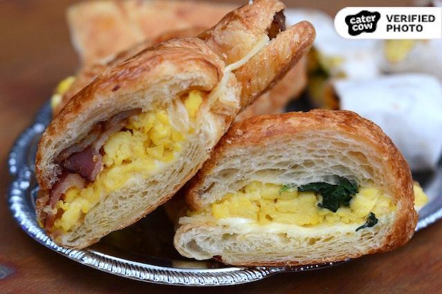 Breakfast Sandwich Meal