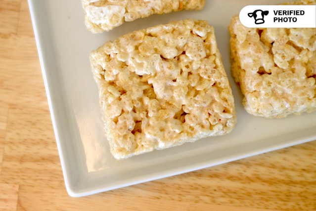 Ooey Gooey Rice Krispie Treats!