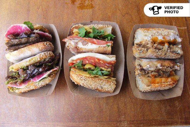 Mouthwatering Handcrafted Unique Sandwiches
