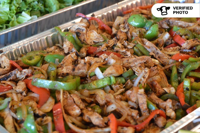 Build Your Own Fajita Bar!