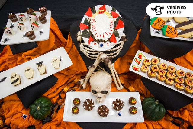 Halloween Haunted Party