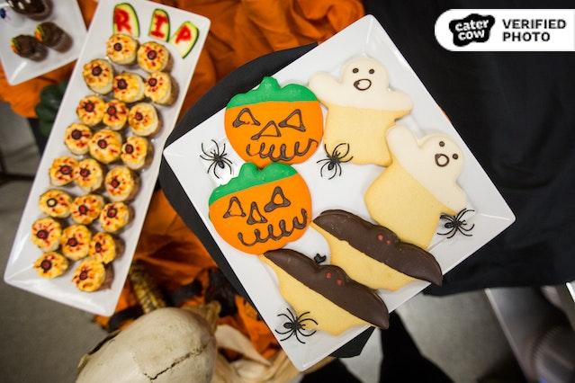 Halloween Hors D'oeuvres