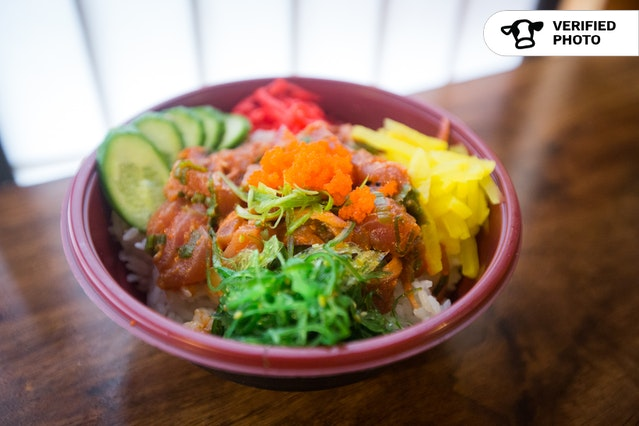 Build Your Own Poke Bowl!
