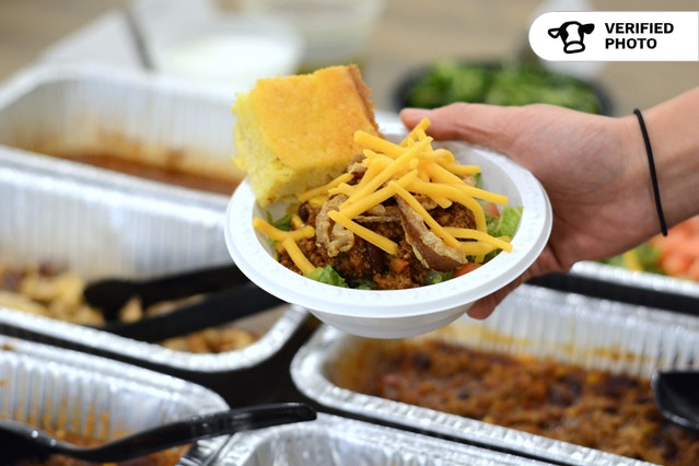 Build Your Own Chili Bar