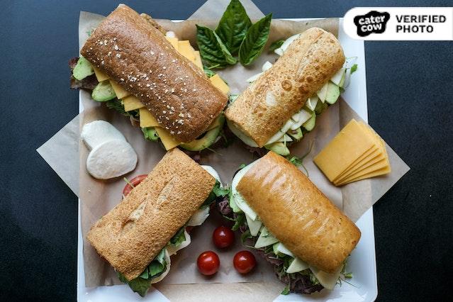 Skogee's Local, Organic Sandwiches + Sides