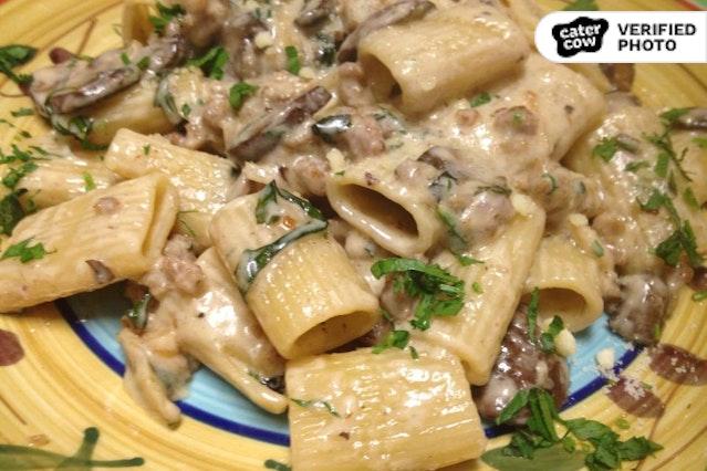 Classic Italian Pasta Delight