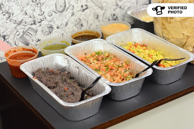 Mexican Dips & Chips Fiesta!