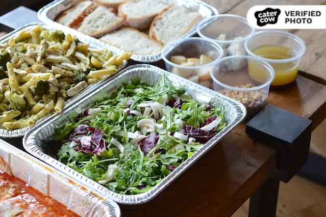 Build Your Own Italian Feast