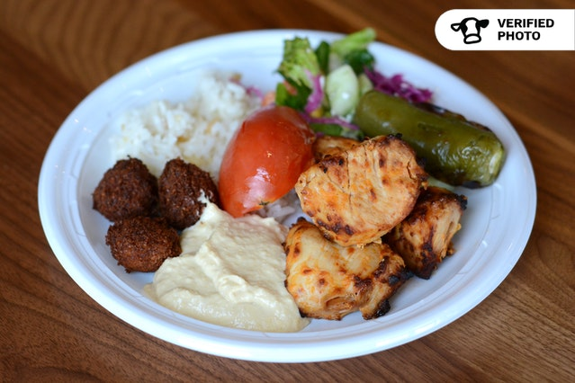 Light Turkish / Mediterranean Buffet