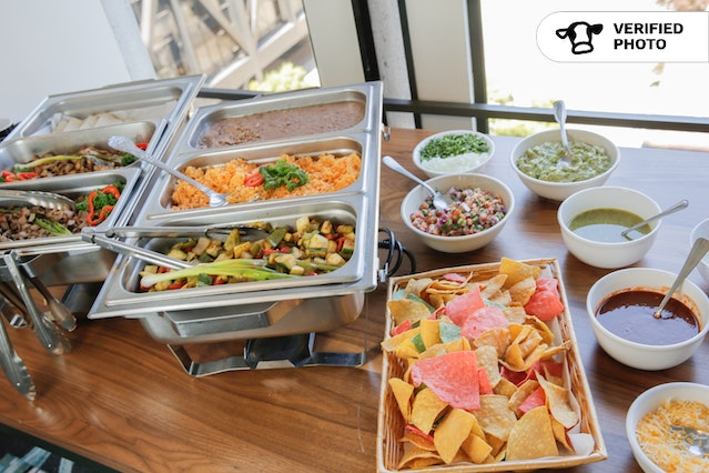 Classic Taco Bar (Yes, with Guacamole!)