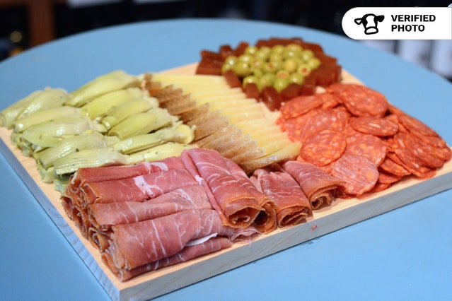 Meat & Cheese Tapas Board