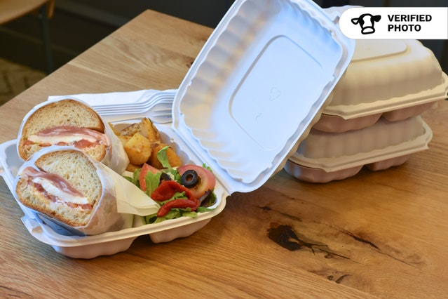 Homestyle Gourmet Italian Sandwich Boxed Meal