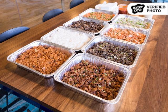 Bobcha's Korean Rice Bowl Bibimbap Meal