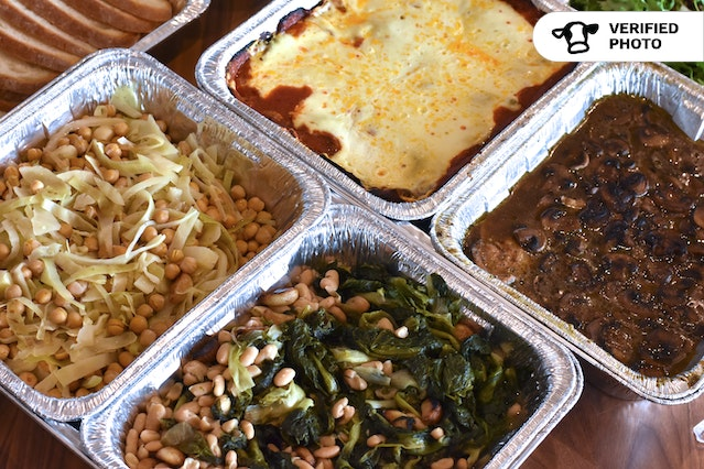 Hearty & Delicious Traditional Feast