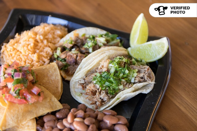 Street Style Tacos & Sides