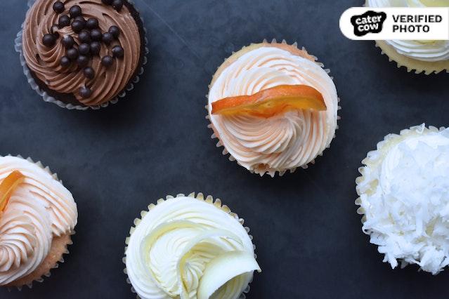 Boozy Cupcakes
