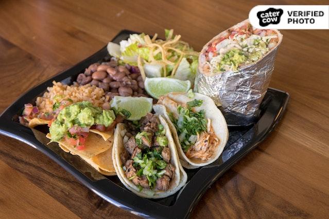 Tacos & Burritos Party