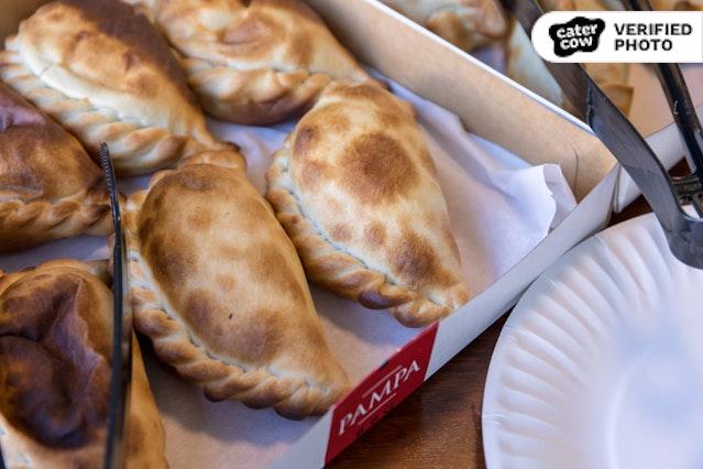 Handmade Argentinean Empanada Meal