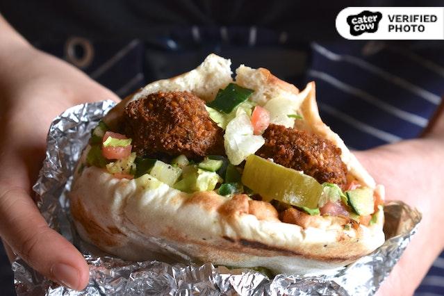 Pita Sandwiches By Nish Nush