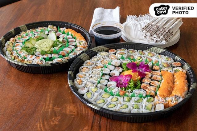 Simply Delicious Sushi