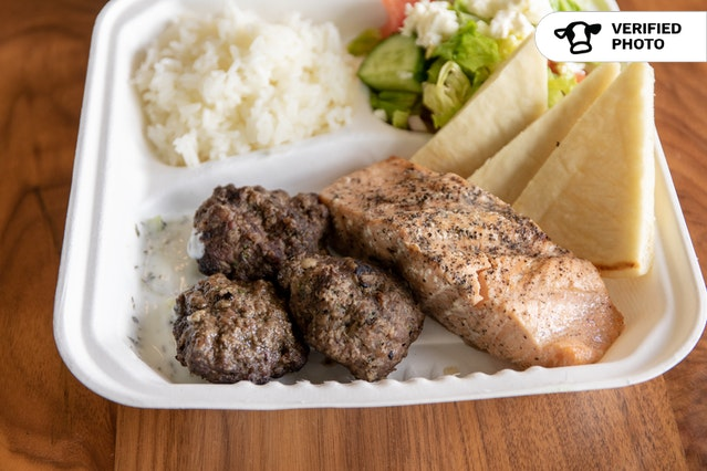 Kebabs, Meatballs & More—Your Pick!