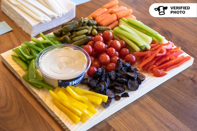 Vegetable Crudité & Dip