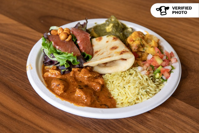 Family Style Feast By Curry Up Now