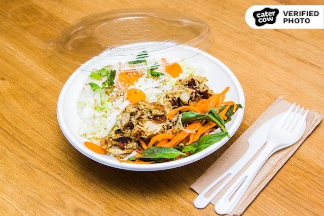 Healthy Henbit Bowls