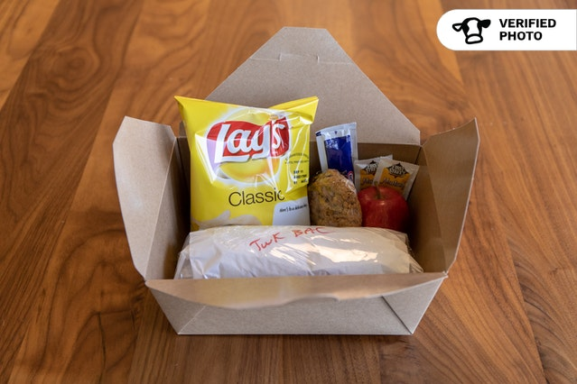 Grab & Go Boxed Lunches