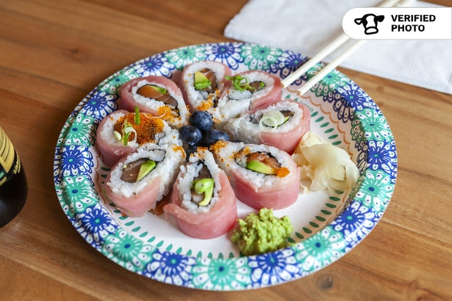 Fresh Sushi Platters
