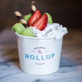 Roll Up Creamery & Cafe Catering